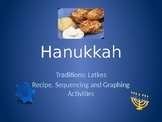 Hannukah- Latkes- Recipe sequencing and graphing