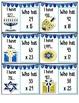 Hanukkah Multiplication.: I Have...Who Has...2-Digit by 2-Digit 4.NBT.5