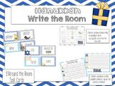 Hannukah Write the Room  FREEBIE