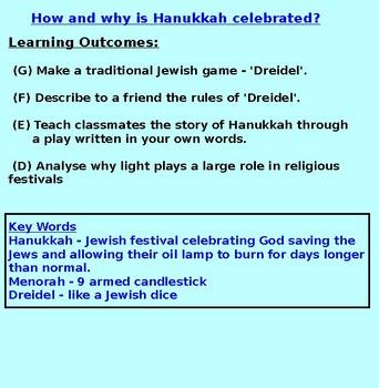 Hannukah Year 7