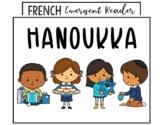 Hanoukka (French Hanukkah Emmergent Reader)