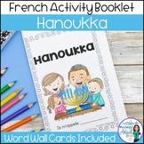 Hanoukka:  French Hanukkah Themed Activity Booklet