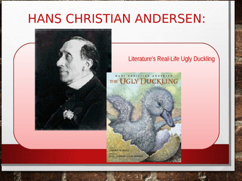 Hans Christian Andersen: Literature's Ugly Duckling