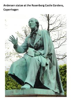 Hans Christian Andersen Word Search