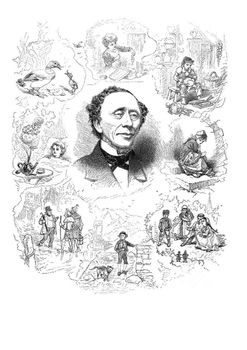 Hans Christian Andersen Word Search