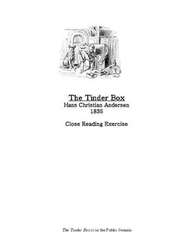 Hans Christian Andersen's The Tinder Box Close Reading