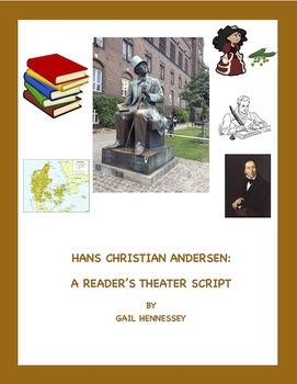 Hans Christian Andersen:Reader's Theater Script ( A To Tell the Truth Play)