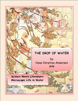 Hans Christian Andersen's Drop of Water: Science Meets Literature