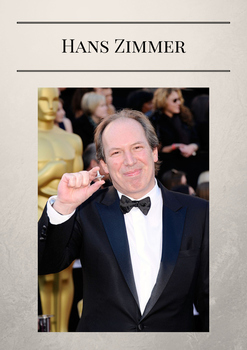 Hans Zimmer - Composer of the Month