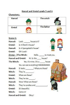 Hansel And Gretel Camp Pack
