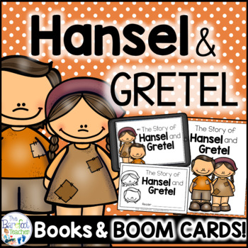 Hansel & Gretel Emergent Reader