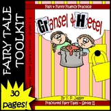 Hansel & Gretel Fractured Fairy Tale Readers' Theater Script~Vocab~More:Grds 3-6