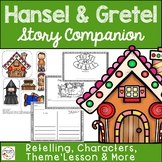 Hansel and Gretel Retelling and Story Activities