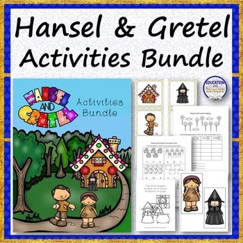 Hansel and Gretel Activities Bundle