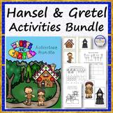 Hansel and Gretel Activities Set
