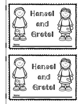 Hansel and Gretel Emergent Reader