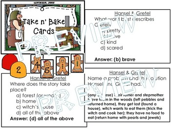 Hansel and Gretel Game (for E.L.A.)