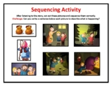 Hansel and Gretel ... The Full Story + Alternative Ending + Sequencing Activity