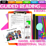 SEESAW Preloaded / Printable Hansel and Gretel Guided Reading Levels AA-J