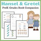 Hansel and Gretel Learning Pack K-2