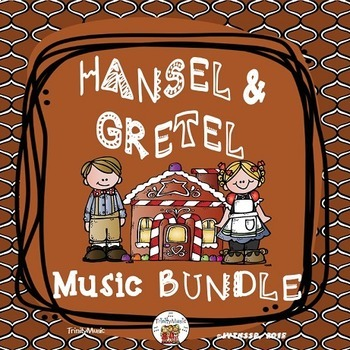 Hansel and Gretel Music Bundle