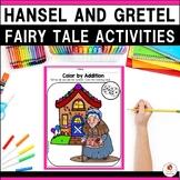 Hansel and Gretel Fairy Tale Activities