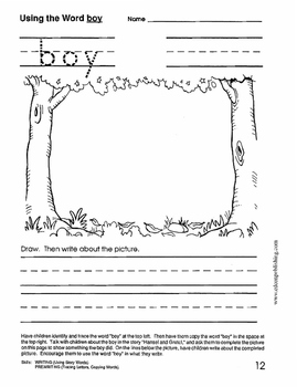 Hansel and Gretel, Number Words and Story Words