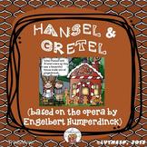 Hansel and Gretel (Opera Story Version)