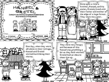 Hansel and Gretel (Opera Story Version)