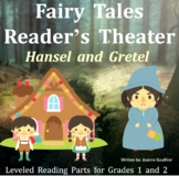 Hansel and Gretel: Reader's Theater for Grades 1 and 2