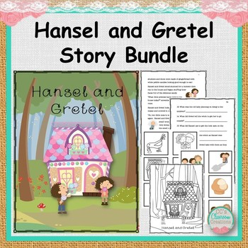 Hansel and Gretel Story Bundle