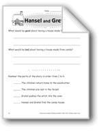 Hansel and Gretel (Thinking Skills)