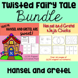Hansel and Gretel Twisted Fairy Tale Bundle