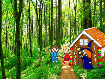 Hansel and Gretel Video - Traditional Tales