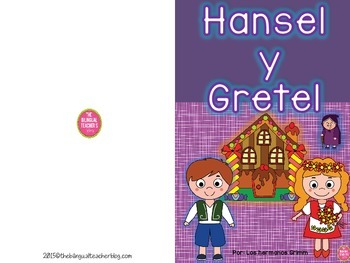 Hansel and Gretel in Spanish