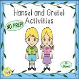 Hansel and Gretel Activities