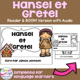 Hansel et Gretel Simplified French Reader & Sentence forming pages