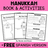 Mini Book and Activities - Hanukkah