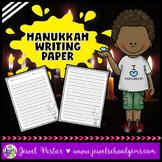 Chanukah or Hanukkah Writing Paper