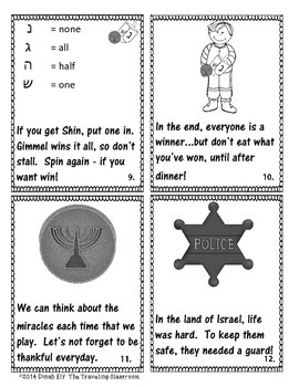 Hanukkah Activities (Chanukah)