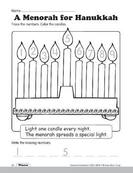 Hanukkah Activities