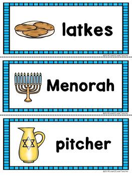Hanukkah Activities Write The Room