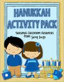 Hanukkah Activity Pack