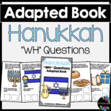 Hanukkah Adapted Book (WH Questions)