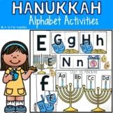 Hanukkah Alphabet Activities