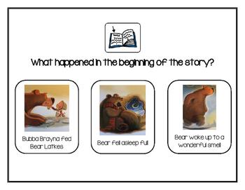Hanukkah Bear Shared Reading