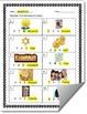 Hanukkah-Themed Beginning Sound Identification Worksheet (Chanukah)