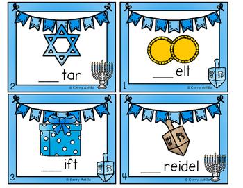 Hanukkah Beginning Sounds