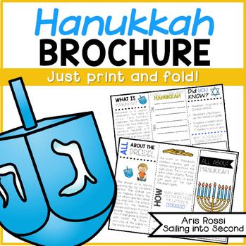Hanukkah Brochure