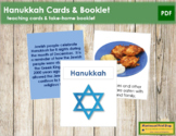Hanukkah Cards and Booklet